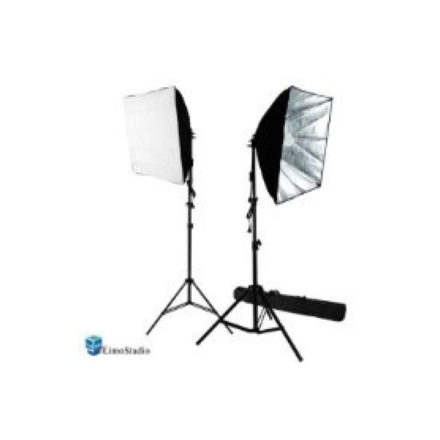 LimoStudio 700W Lighting Kit
