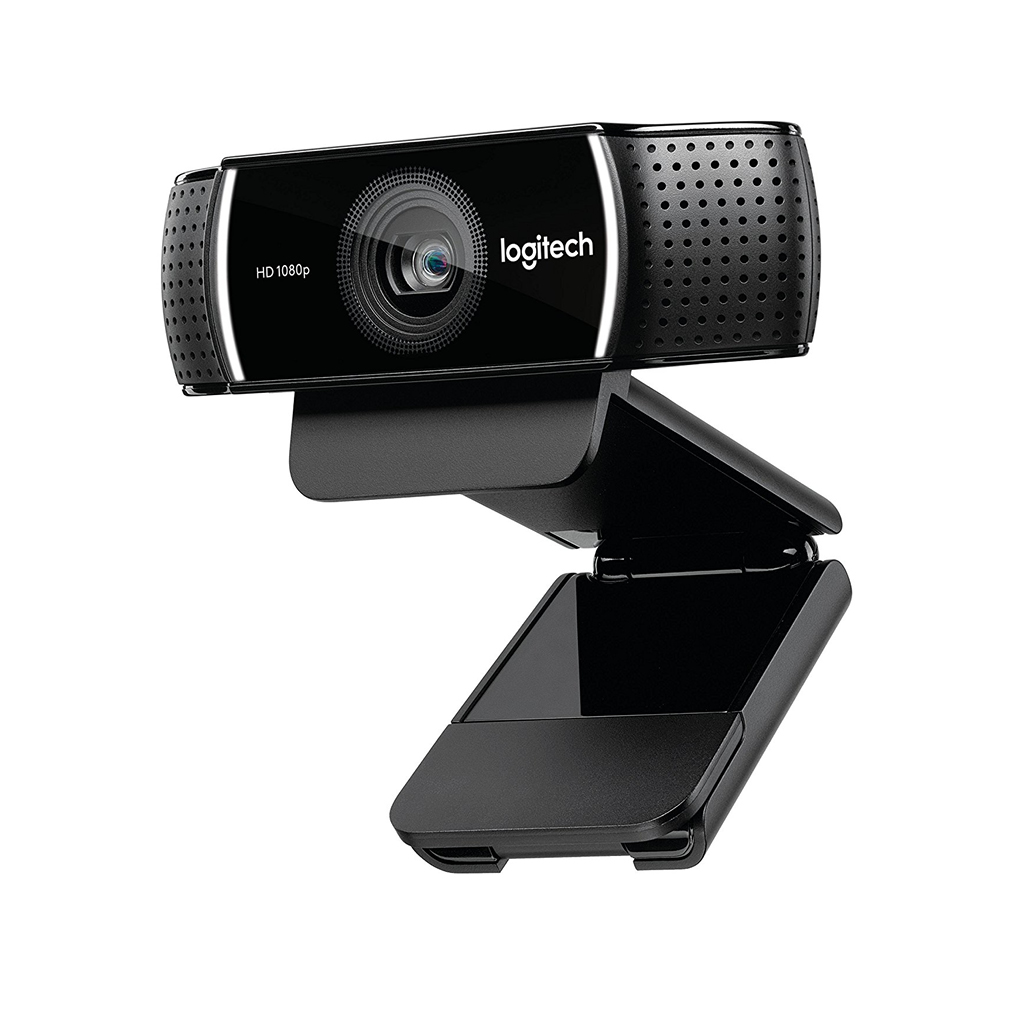logitech c922x pro stream webcam 1080p - the podcaster toolkit