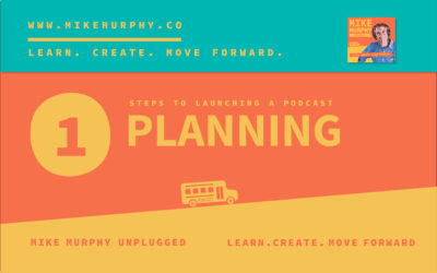 Step 1: How To Launch A Podcast (Planning)