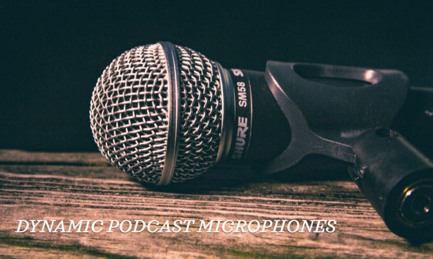 Top 10 Dynamic Microphones For Podcasting